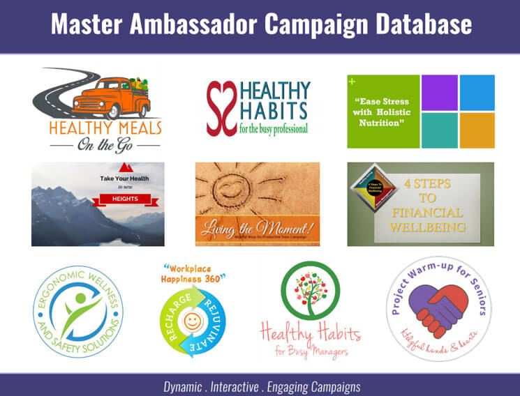 Creating Healthy Employees One Ambassador at a Time!