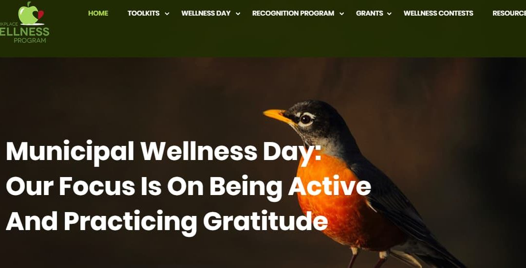 "Strategies for Launching a Successful ""Workplace Wellness Day"""