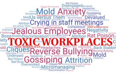 Secrets of a Toxic Workplace [Part 1]: Why Employees May Not Be Performing at their Best